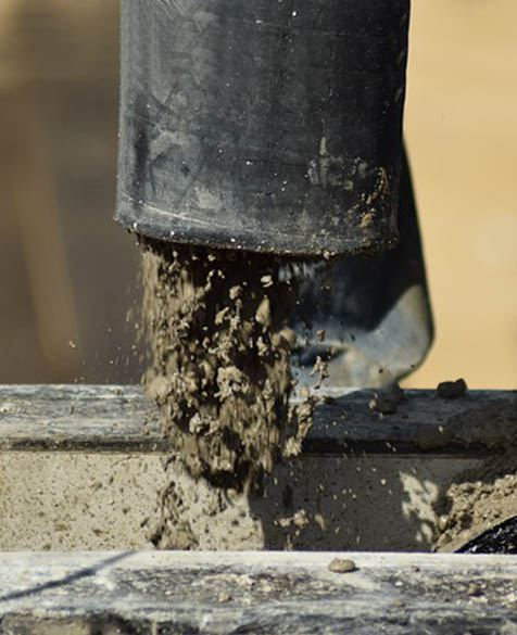 AMCRETE UK Concrete Pouring