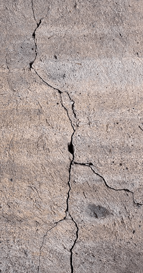 AMCRETE UK | Cracked Concrete