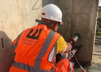 Amdrill Concrete Drilling