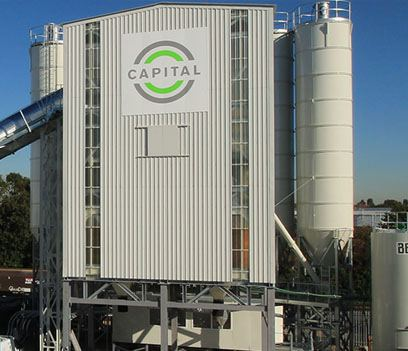 Capital Ready Mix Concrete Plant